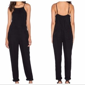 Paige Black Anjelica Jumpsuit in Sz XS
